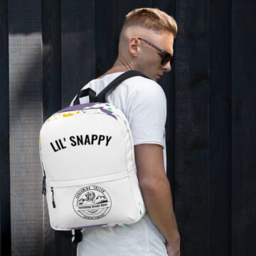 Screaming Toller Lil' Snappy Backpack