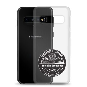 Screaming Toller Samsung Case
