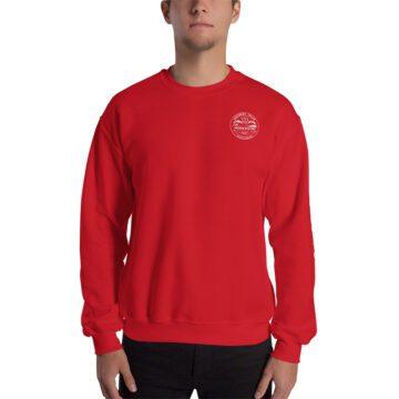 Screaming Toller Sweatshirt - Red